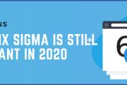 six sigma still worth