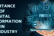 Digital Transformation in BFSI Industry