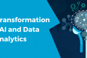 Digital Transformation with AI and Data Analytics
